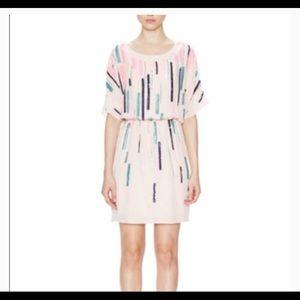 NWT Shoshanna Sequin Dress
